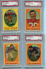 1958 Topps Football Cards 16