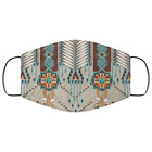 Native American Face Mask Trending Mask Three Layer Washable Reusable 3D