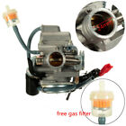 For ATV GY6 150cc Scooter Moped Roketa 24mm Carburetor Carb  Free Gas Filter