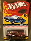 MOMC 2006 Hot Wheels RLC Exclusive Rewards red 67 Camaro Low Number Only 3000