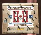 2013 Panini Hometown Heroes Sealed Hobby Box - 3 Autographs - Manny Machado