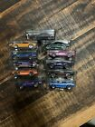 Hot Wheels Loose Lot Of 11 With 2 Premiums