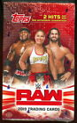 2019 TOPPS WWE RAW TRADING CARDS SEALED 24 PACK HOBBY BOX auto