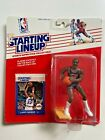 SLU Starting Lineup Kenner 1989 NBA Basketball Larry Nance SEALED (O)
