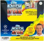 NEW Sealed Box 2017-18 Topps Match Attax UEFA Champions League Soccer 50 Packs!