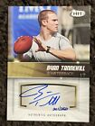 RYAN TANNEHILL 2012 SAGE HIT GOLD ROOKIE AUTOGRAPH #d 201 250 CRD #A17