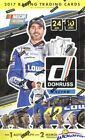 2017 Panini Donruss Nascar Racing MASSIVE Factory Sealed HOBBY Box-3 AUTO MEM