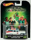 Hot Wheels Ghostbusters Ecto 1 Cartoon Car Retro Entertainment CFR31 NRFP 164