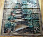 1 Wonderful Huge Tapestry Wallhanging Fabric Panel