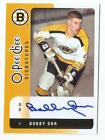 Maple Leaf Marvels: O-Pee-Chee and ITG Canada vs. the World Autographs 43