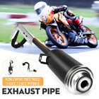 EXHAT PIPE SYSTEM MUFFLER FOR 4 STROKE CRF50 DIRT PIT BIKE 50cc 110cc 125c