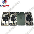 iPhone 1111 pro max Back Housing Glass Battery Cover Frame Assembly Small Parts