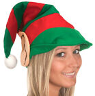 Set of 3 Christmas Elf Ear Hat Sealed in Package Santa Claus Collectible Gift
