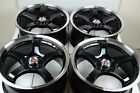 15 Wheels Forenza Civic Escort Spark Vigor Aveo Yaris Elantra Rims 4x100 4x1143