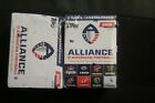 Lot of 2 2019 Topps AAF Alliance Of American Football Blaster Box 100 Cards Per