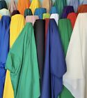 50 Yards Wholesale Poly Cotton Fabric 59 Wide Assorted Colors