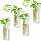 Wall Hanging Planter Glass Plant Propagation Station for Home Decor Large