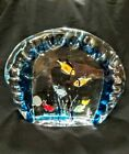 Murano Art Glass Large Aquarium