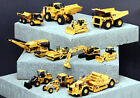 Classic construction Models 187 scale 12 piece collection