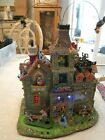 Lemax 05017 Spooky Town Little Monsters' School House Halloween Village