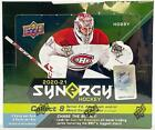 2020 21 UPPER DECK SYNERGY HOCKEY HOBBY BOX
