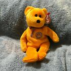 CELEBRATIONS THE QUEEN'S 50TH GOLDEN JUBILEE BEAR BEANIE BABY