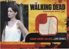 2011 Cryptozoic The Walking Dead Trading Cards 37