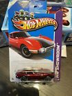 HOT WHEELS SUPER TREASURE HUNT TOYOTA 2000 GT FROM 2013