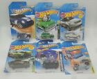 Large Lot Of 8 Hot Wheels Collectors Cars