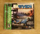 DRIVER YOU ARE THE WHEELMAN BRAND NEW FACTORY SEALED playstation ps green