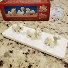 Precious Moments 1989 Cow Donkey and Camel Accessory Set