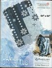 Quiltworx Ice Crystals Paper Piecing Quilt Pattern 64x84 New
