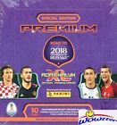 2018 Panini Adrenalyn Road to World Cup Sealed SE PREMIUM BOX-12 LIMITED EDITION