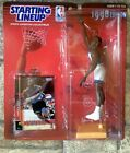 1998 Shawn Kemp Cleveland Cavaliers Starting Lineup w/ Basketball Card in pkg