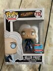KILLER FROST Funko Pop The Flash #712 2018 NYCC Shared Fall Convention Exclusive