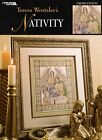 Teresa Wentzlers Nativity Leisure Arts Leaflet 3300 NOS Angels Baby Jesus