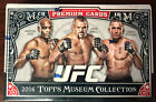 2016 UFC TOPPS MUSEUM COLLECTION HOBBY FACTORY SEALED BOX HOT HARD TO FIND