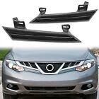 NEW FOR 2009 2014 NISSAN MURANO PAIR OF HEADLIGHT REFLECTOR PANELS Fast Shipping