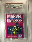 1992 Impel Marvel Universe Series 3 Trading Cards 69