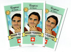 Roger Federer Tennis Cards, Rookie Cards and Autographed Memorabilia Guide 6