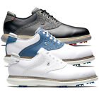 FootJoy Traditions Mens Waterproof Leather Golf Shoes / NEW 2021