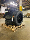 20x10 A2 Offroad MO970 Black Wheels 33 MT Tires 8x170 Ford Excursion F250 F350