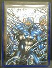 Original Comic Art Giveaway in 2012 Cryptozoic DC Comics The New 52 10