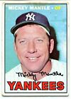 Comprehensive Guide to 1960s Mickey Mantle Cards 195