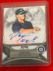 TAIJUAN WALKER - 2010 Bowman Sterling Autographed Rookie (NEW YORK METS) AUTO RC
