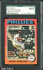 Steve Carlton Cards, Rookie Cards and Autographed Memorabilia Guide 30