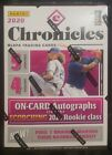 NEW Panini Chronicles Baseball Blaster Box 2020 New Release Look for Autographs
