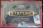 2019-20 UPPER DECK STATURE HOCKEY HOBBY BOX FACTORY SEALED