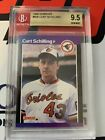 Curt Schilling Cards, Rookie Card and Autographed Memorabilia Guide 5
