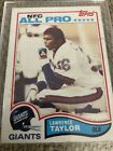 Top 10 Lawrence Taylor Football Cards 31